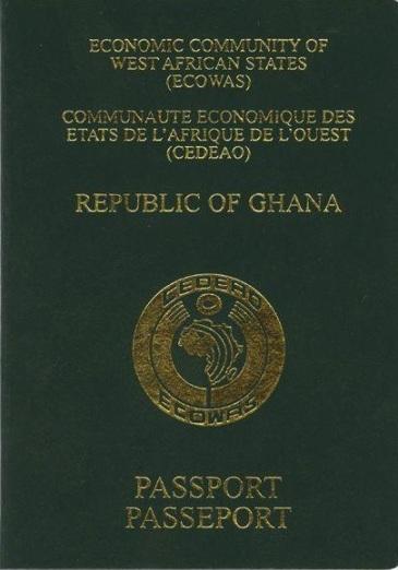source: https://upload.wikimedia.org/wikipedia/commons/4/46/Ghana_Biometric_Passport.jpg